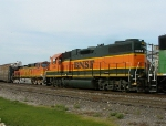 BNSF 2264 & BNSF 4444